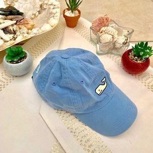 Light/baby blue Vineyard Vines cap